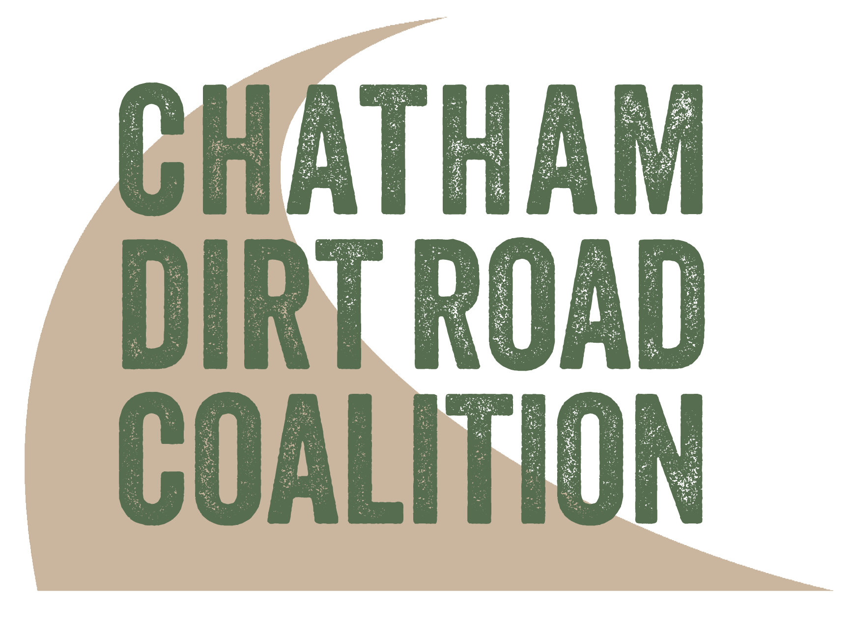 chatham dirt road coalition logo