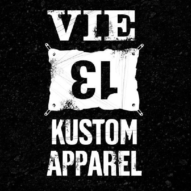 vie 13 kustom apparel logo
